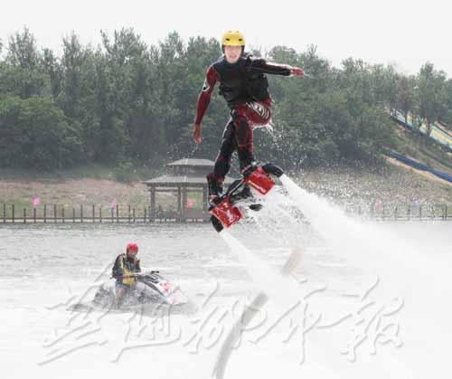 秦皇岛海洋文化节暨北戴河新区渔岛文化旅游节开幕