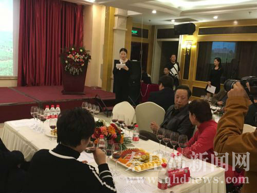秦皇岛昌黎葡萄酒产区面向社会征集宣传语,形象标识