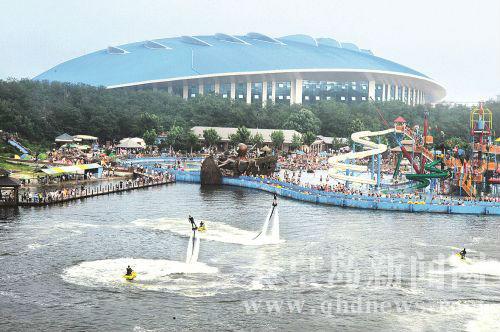 秦皇岛:旅游产业改造提升 展开美丽港城新画卷